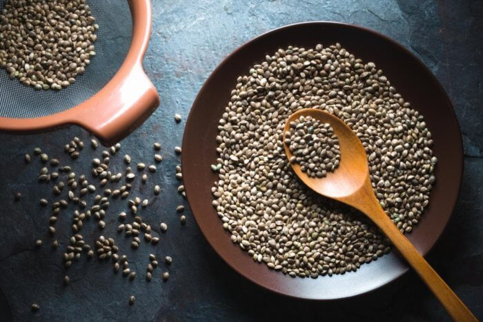 Hemp Seeds image