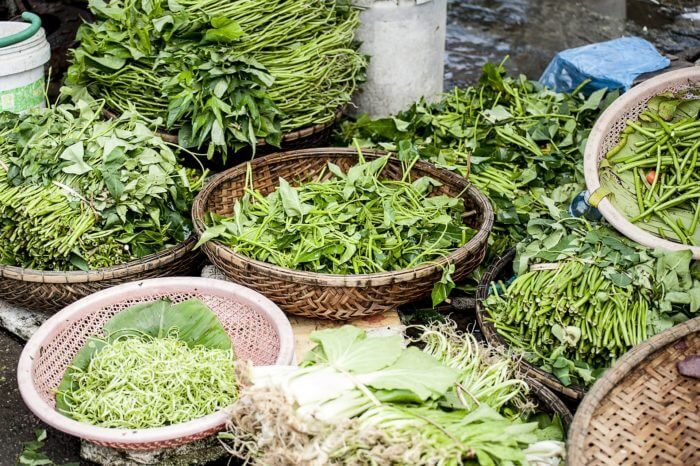 Varieties of spinach
