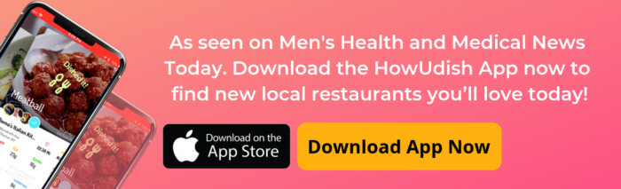 Howudish Food App Helps To Keep The Bulge Away When You Are Out