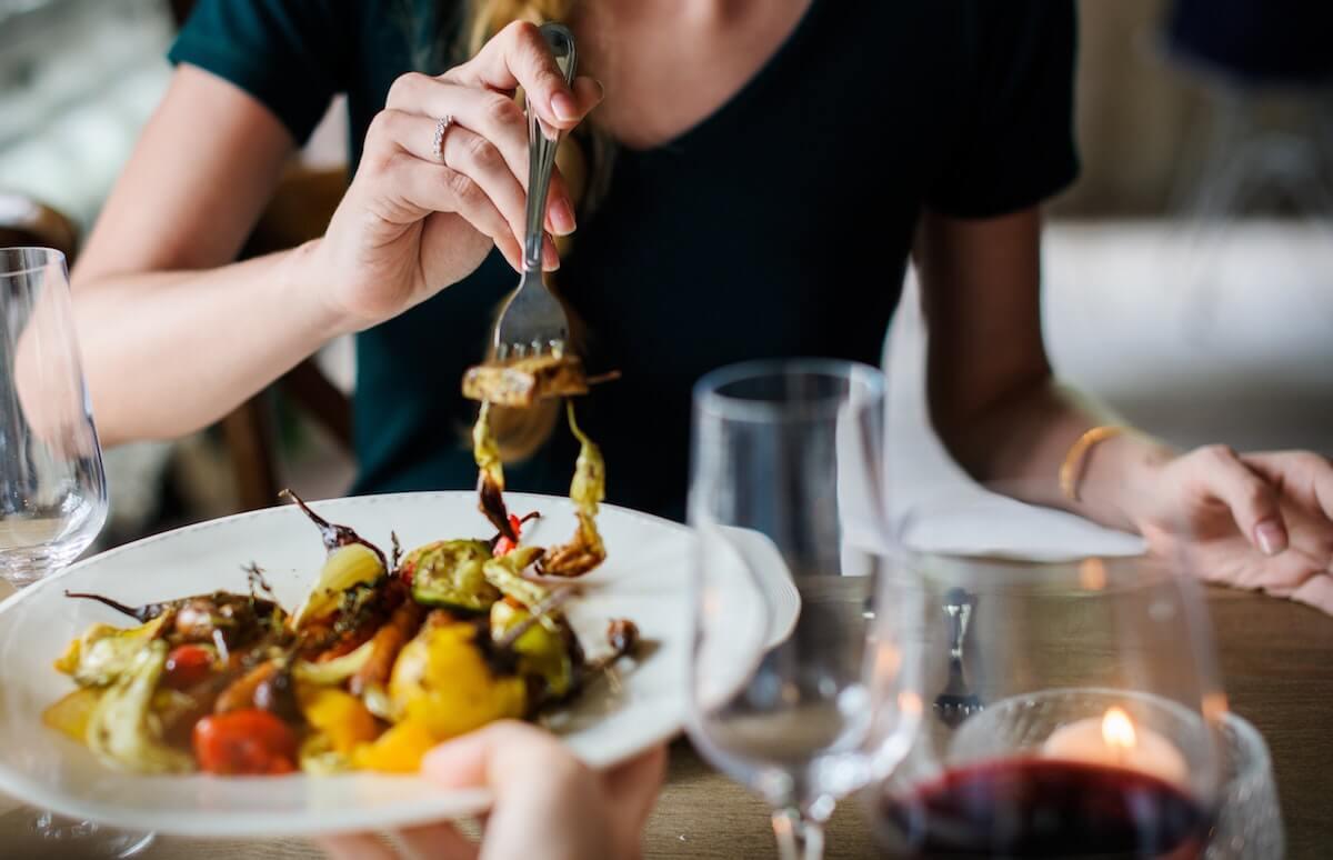 New Year health tips cuisine