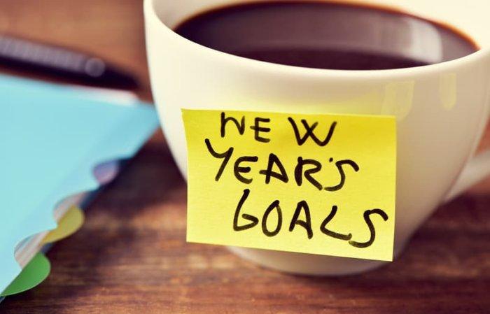 Set measurable, realistic goals image