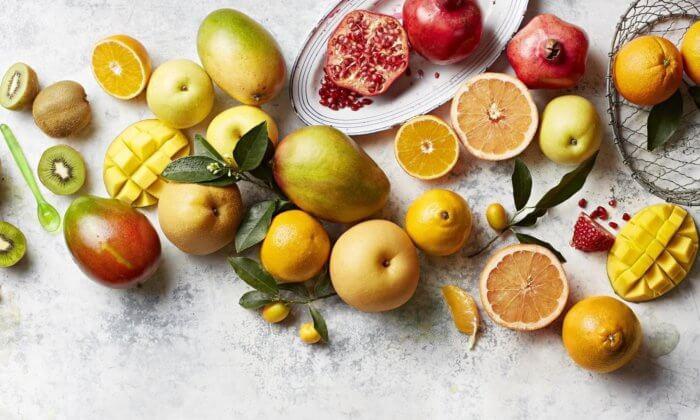 Winter Fruits image