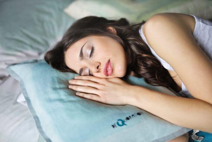 Improve sleep to mitigate stress